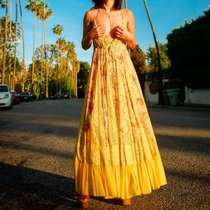NWT HAH I'll Take You Farrer Dress | Butter